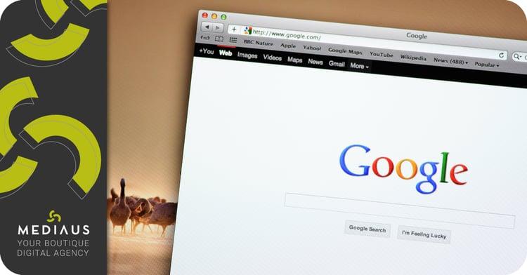Come segnalare un sito a Google - Mediuas